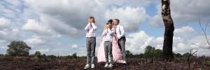 Videograaf www.marryu.nl met trouwclip en trouwfilm van Dirk en Moniek