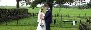 videograaf Marry U met de trouwclip van Marck en Marijke